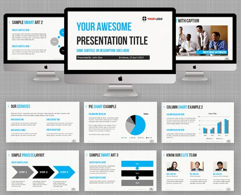 Ultimate powerpoint templat