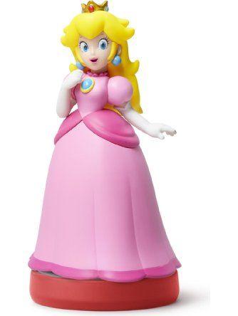 Peach amiibo (Super Mario Bros Series) ❤ Nintendo