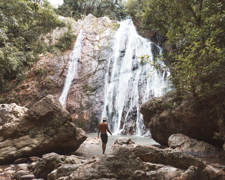 [Chia sẻ] Khám phá du lịch Thác Na Muang, Koh Samui, Thái Lan
