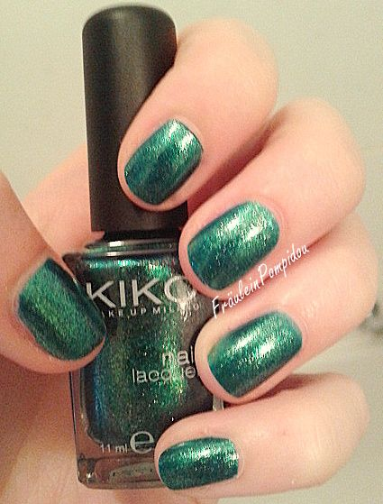 Kiko - Pearly Amazon Green