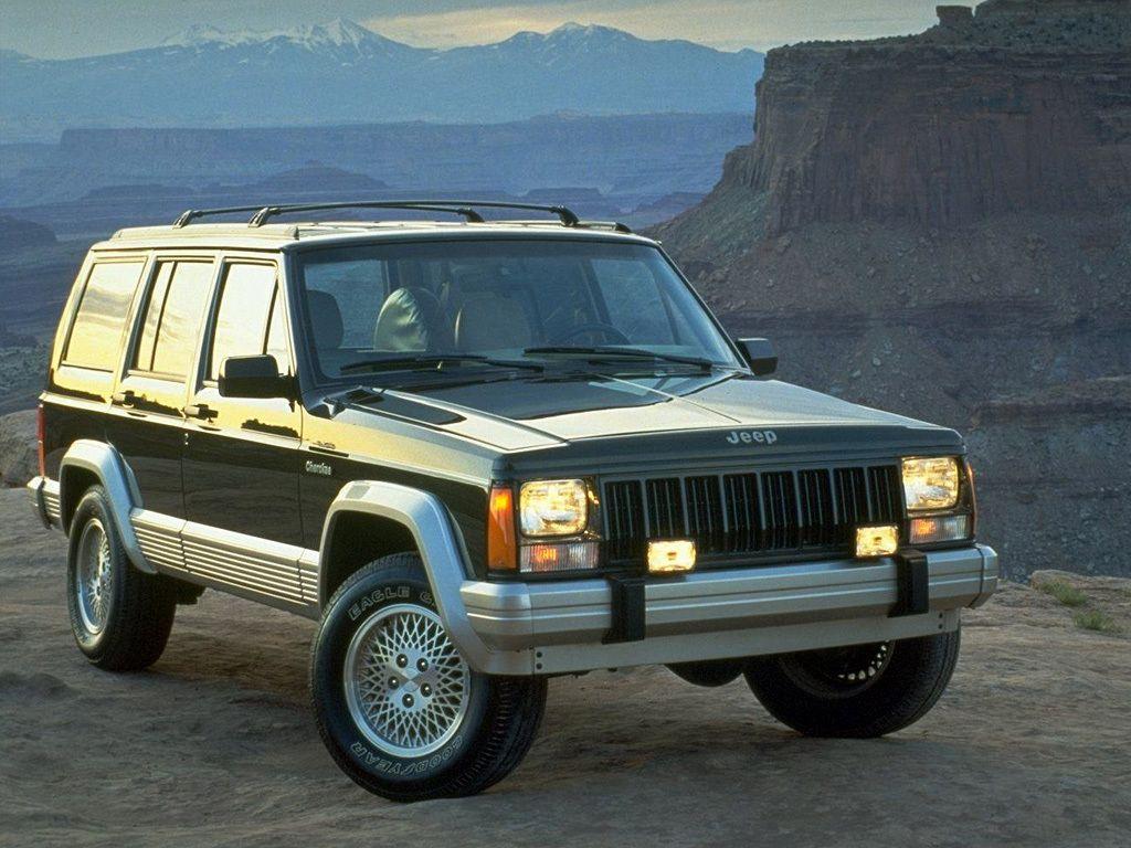 Front panel 198487 Jeep Cherokee Pioneer (XJ) Jeep