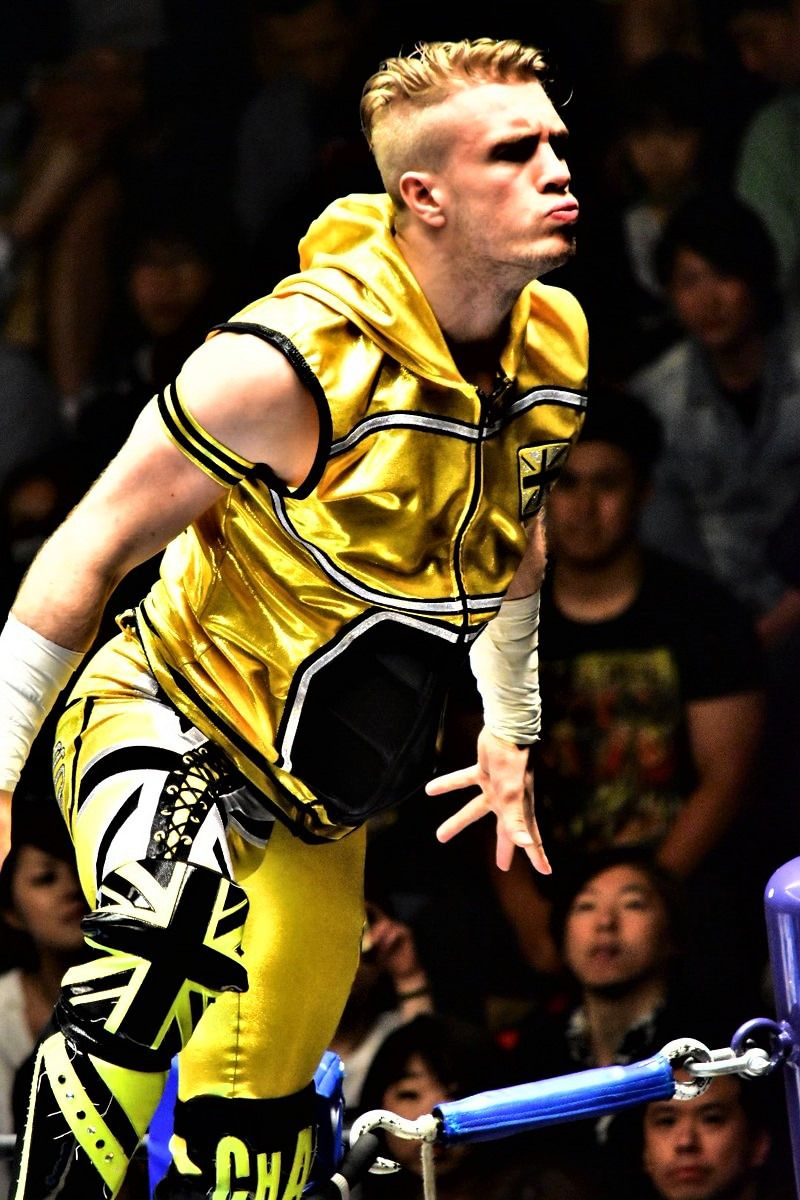 Will Ospreay | Professional wrestling, Pro wrestling ...