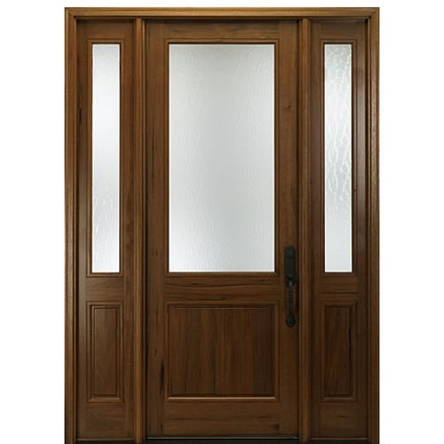 A76f 1 2 Exterior Doors With Glass Full Glass Exterior Door Glass Design