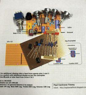 Paul Cochrane Timmy Clone [K090] - £16.95 : Bitsbox, Electronic ...