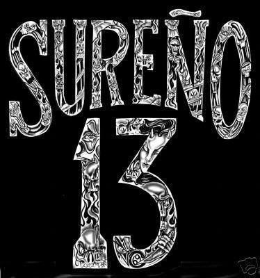Surenos Gang Structure tiny loccos | Profile of the Sur 13 Gang