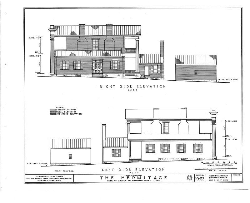 Category Habs Drawings Of The Hermitage Nashville Tennessee Hermitage Nashville Hermitage Nashville