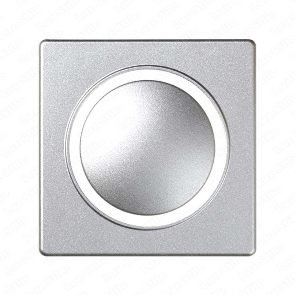 Simon 82054-93 Placa Mecanismos Electr/ónicos Giratorios