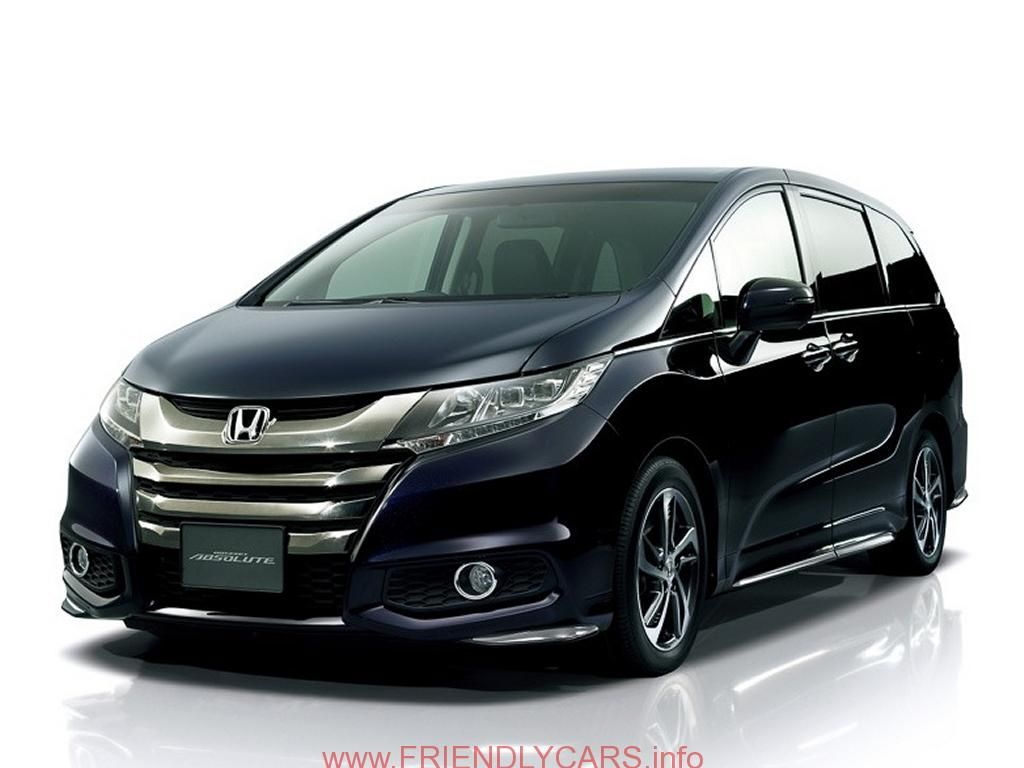 Cool honda odyssey 2015 jdm car images hd honda odyssey japanese version gets makeover drive arabia
