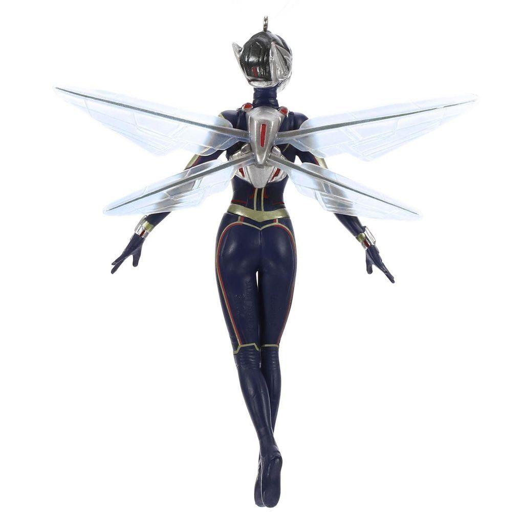 2018 Hallmark Marvel/'s Ant-Man /& The Wasp Limited Edition Wasp Ornament NIB NEW