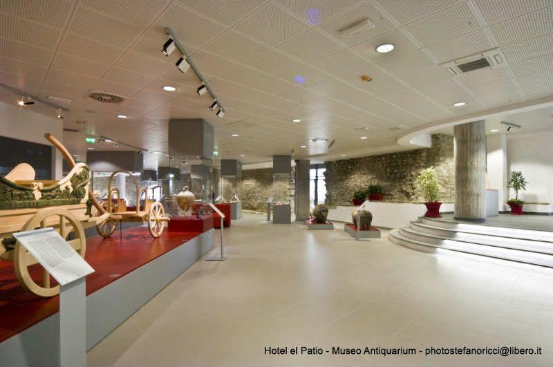 Hotel El Patio Museo Antiquarium (6)