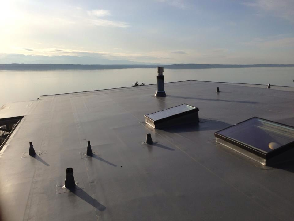 Best Pin On Ib Roof Systems Projects By Pinnacle Roofing 400 x 300