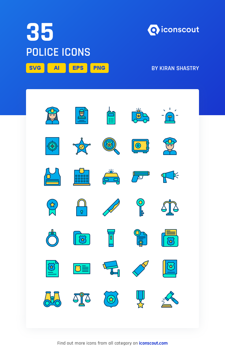 Download Police Icon Pack Available In Svg Png Eps Ai Icon Fonts Icon Pack Icon Icon Font