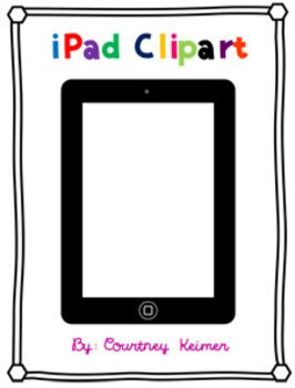 Ipad Clipart Back To School Freebie Music Classroom Organization Clip Art Classroom Organization