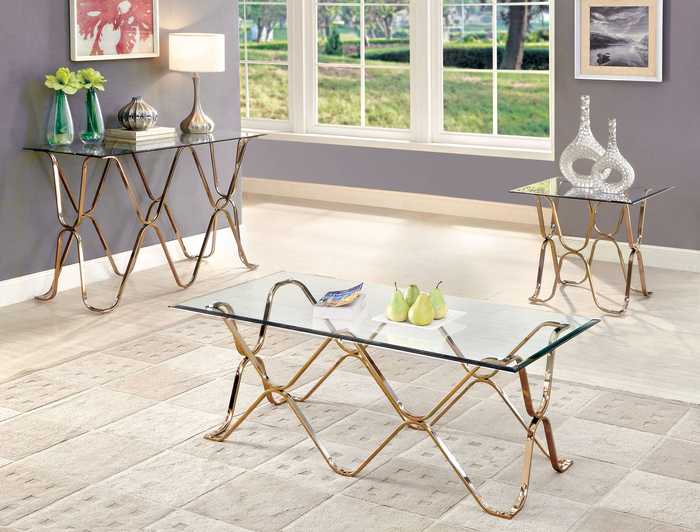 Best Furniture Of America Lexine Curved X Frame 3 Pc Chrome 640 x 480