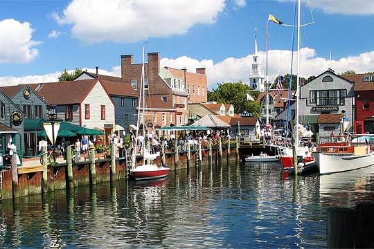 New England Seaside Towns Google Search
