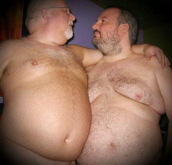 gordos y maduros gays