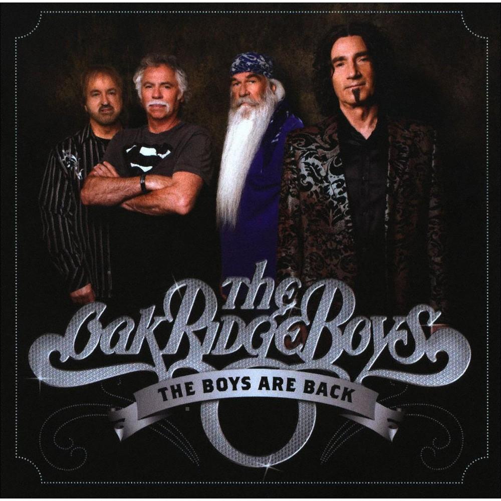 Oak ridge boys - Boys are back (CD) | Oak ridge and Products