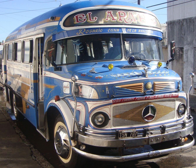#Colectivo Mercedes Benz 1114. Https://www.arcar.org