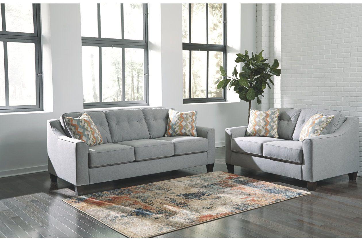 Best Menga Sofa And Loveseat Ashley Furniture Homestore 700 640 x 480