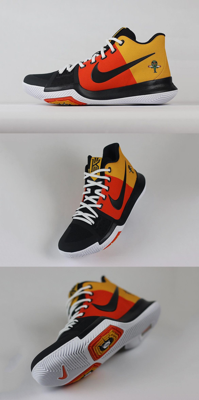 b26a8dbb348 Nike Kyrie 3 Raygun PE