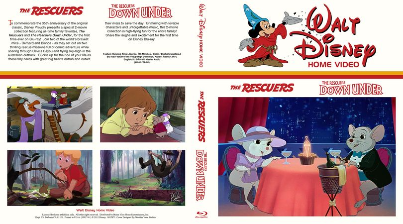 46++ The rescuers book on tape information