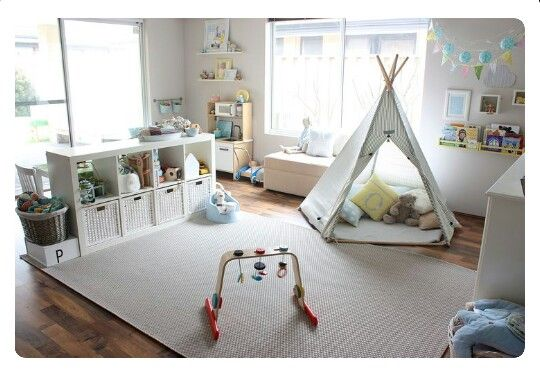 There Are Many Cool Playrooms Designs You May Take Into Consideration When  Planning Your Kids Playing Space.
