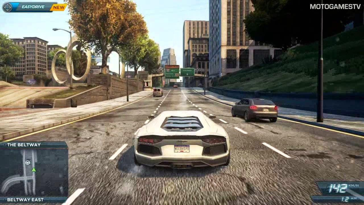 10 Game Balap Mobil Terbaik Dan Terpopuler Need For Speed Most Wanted 2012 Games Most Wanted