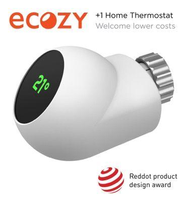 Smart Home Funk ecozy smart home zusätzliches heizkörperthermostat intelligente