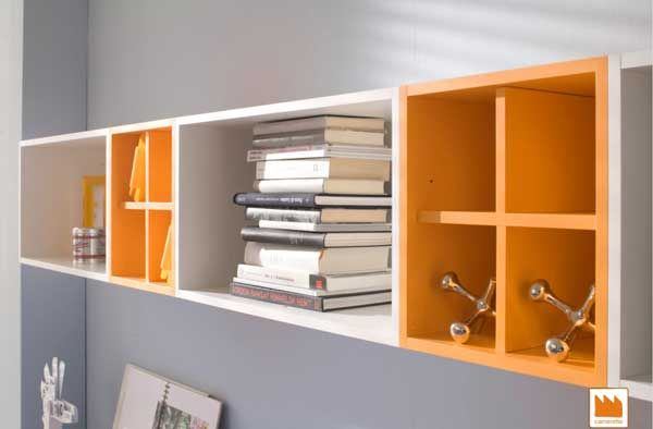Unique And Repurposed Wall Storage Ideas
