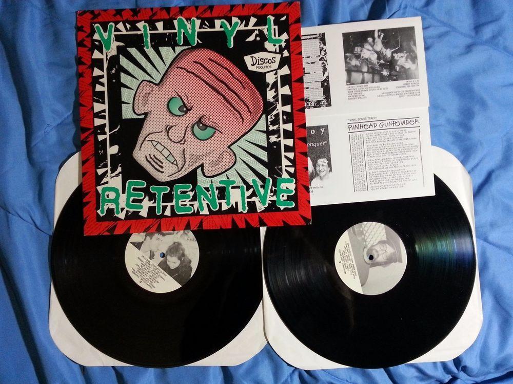 v a vinyl retentive compilation feat pinhead gunpowder voodoo