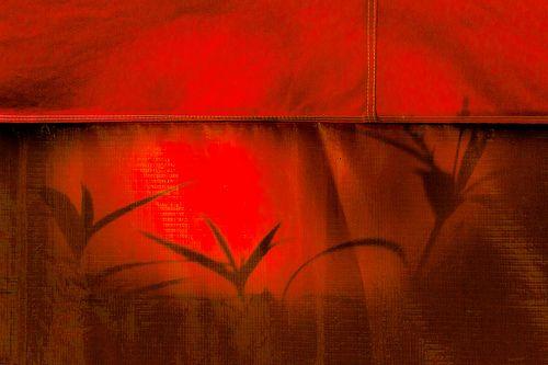 Silhuetas vermelhas/red silhouettes