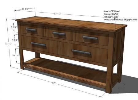 Crib Bench Plans