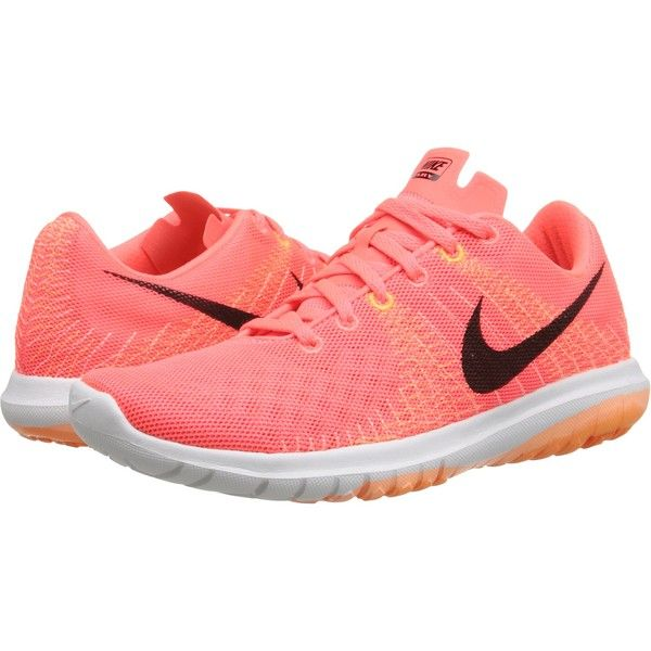 Womens Shoes Nike Flex Fury Hot Lava/Sunset Glow/Bright Citrus/Black