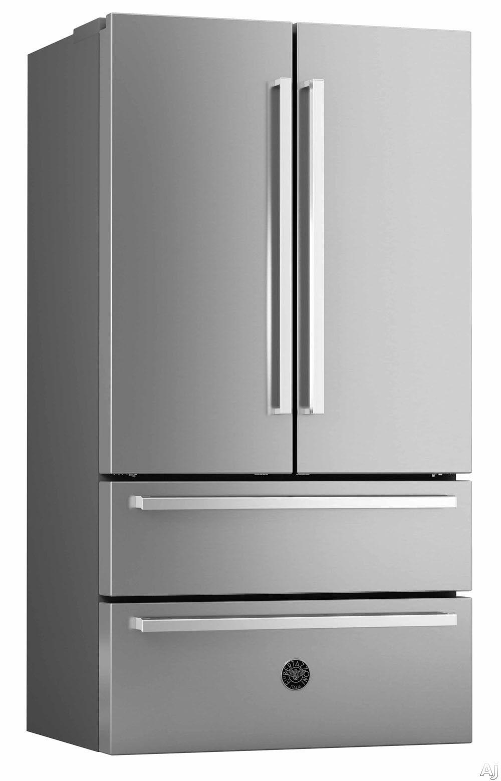 Bertazzoni Professional Series Ref36x French Door Refrigerator French Doors Refrigerator