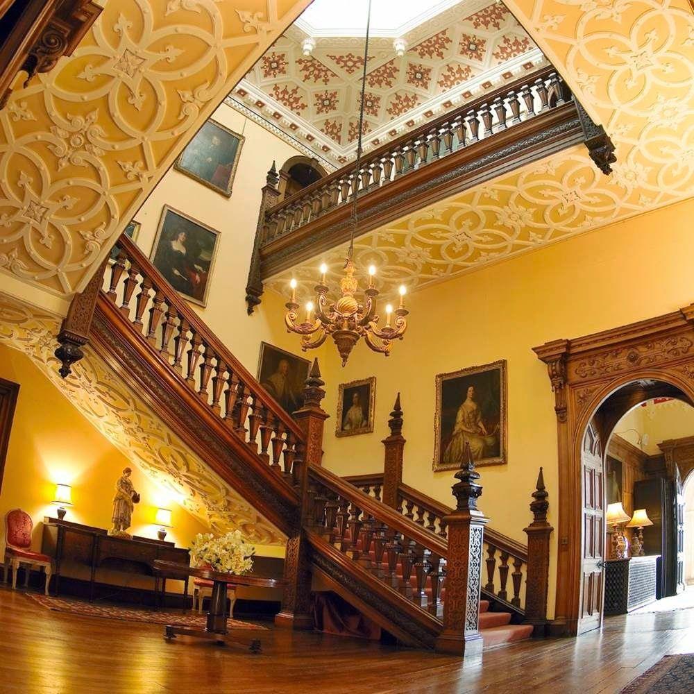 Historical Residence: Arley Hall | Arley hall, Stately ...