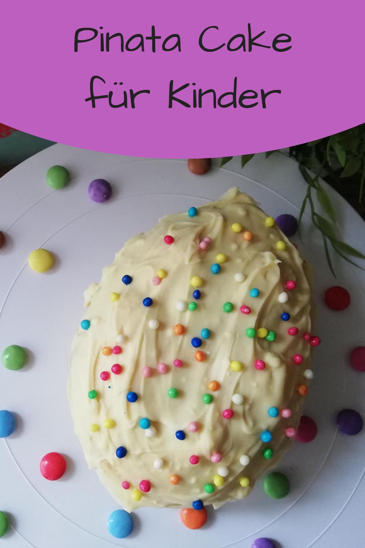 Photo of Pinata Cake für Kinder – Apfel Kuchen