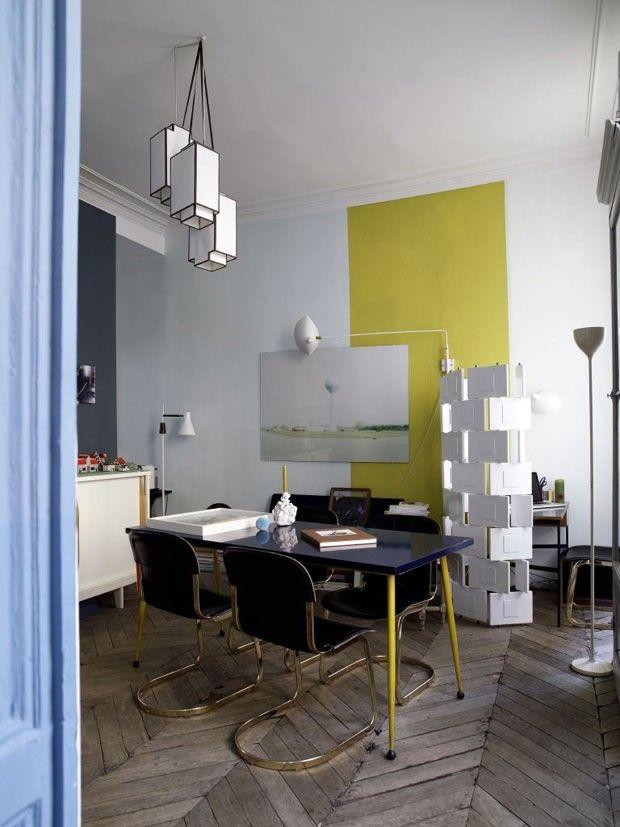 O décor exuberante do apê parisiense - Casa Vogue   Apartamentos
