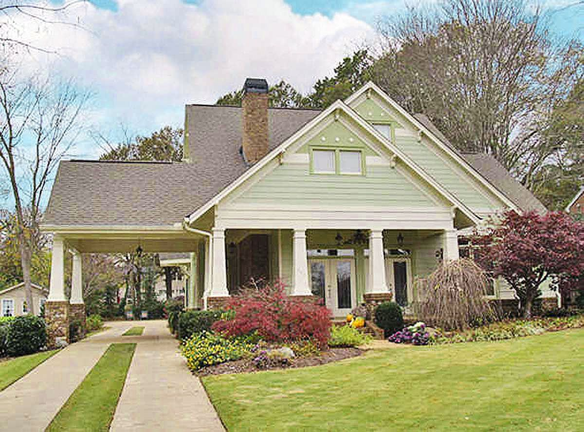 Plan 16855wg Cute Bungalow With Detached Garage Cottage Plan Cottage House Plans Garage Floor Plans