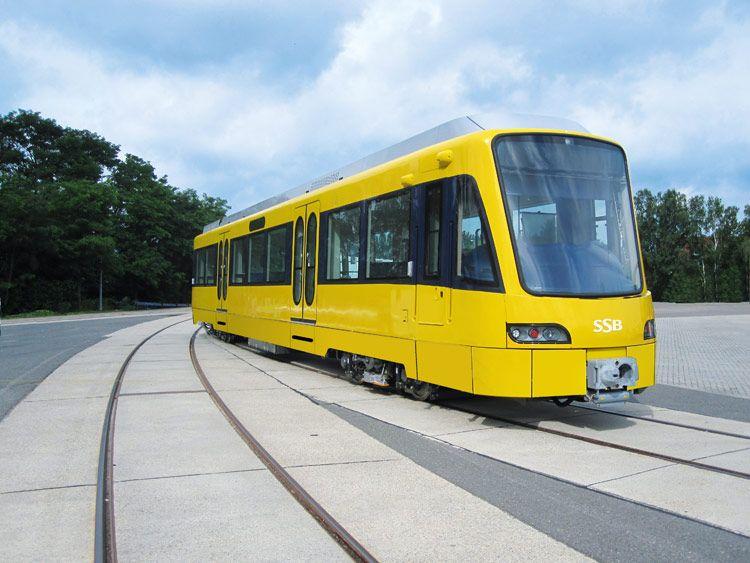 El Nuevo Tranvia De Stadler Para Stuttgart Modelo De La