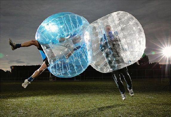 Zorb Soccer Bubble Soccer Bumper Suits Soccer Never Got So Bumpy Until Now Afflink Bubble Soccer Bubble Bash Outdoor Bowling