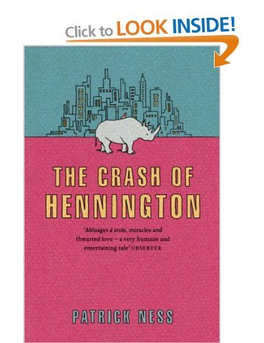 Good Old Patrick writes for growed up The Crash of Hennington