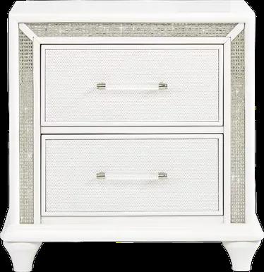 Sofia Vergara Vegas White Dresser in 2020 Bedroom night