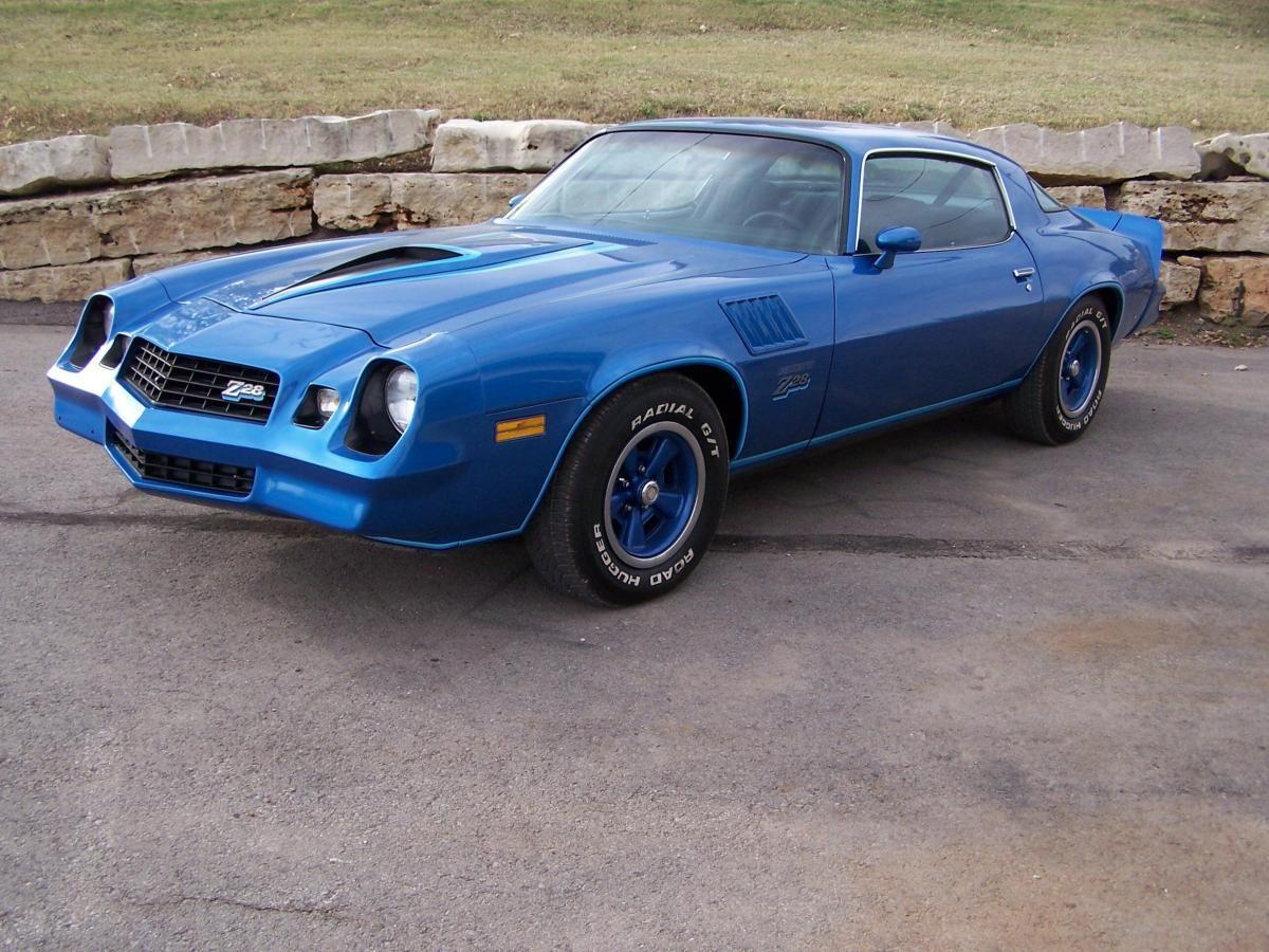 1978 Blue Camaro Navigation Chevrolet Camaro 1978 Camaro
