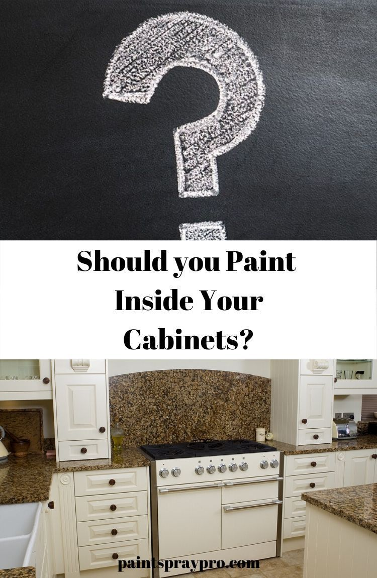 How To Mask Kitchen Cabinets For Painting Pro Results For Your Diy In 2020 Paint Inside Cabinets Spray Paint Cabinets Best Paint Sprayer