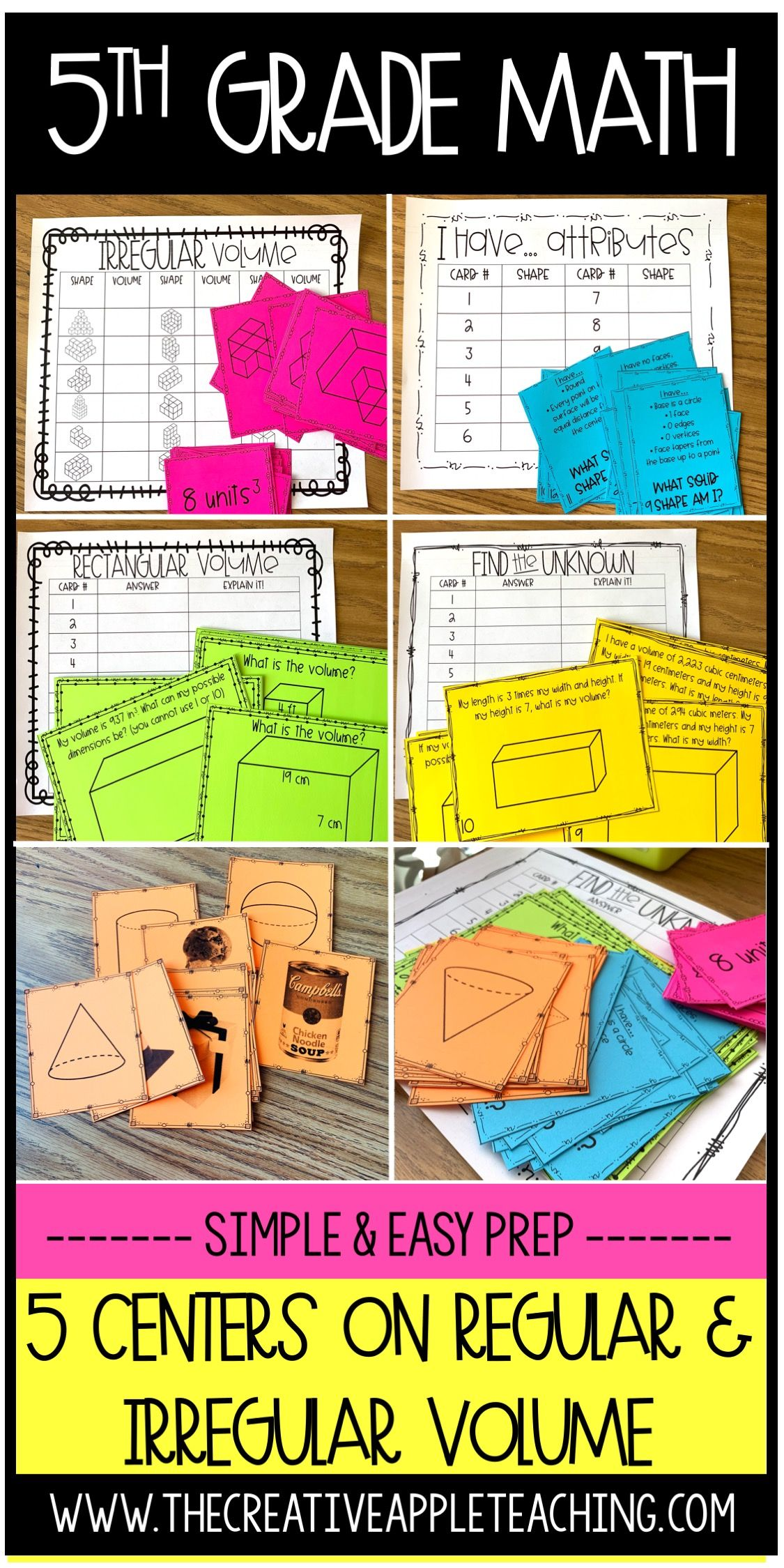 Pin On Tpt Math Resources For The Classroom