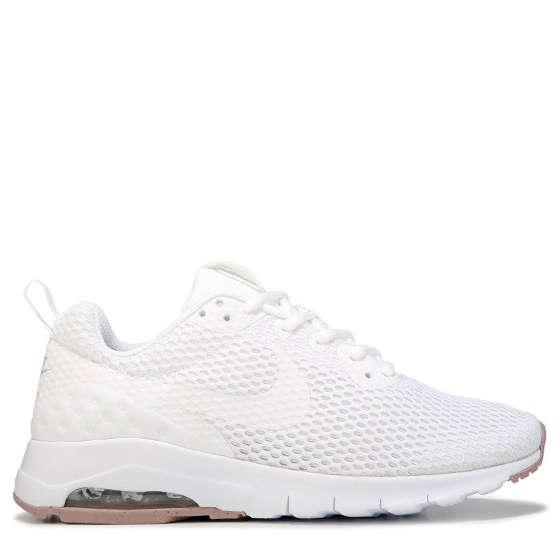 918ffe92443 Nike Women s Air Max Motion LW Sneakers (White Particle Pink)