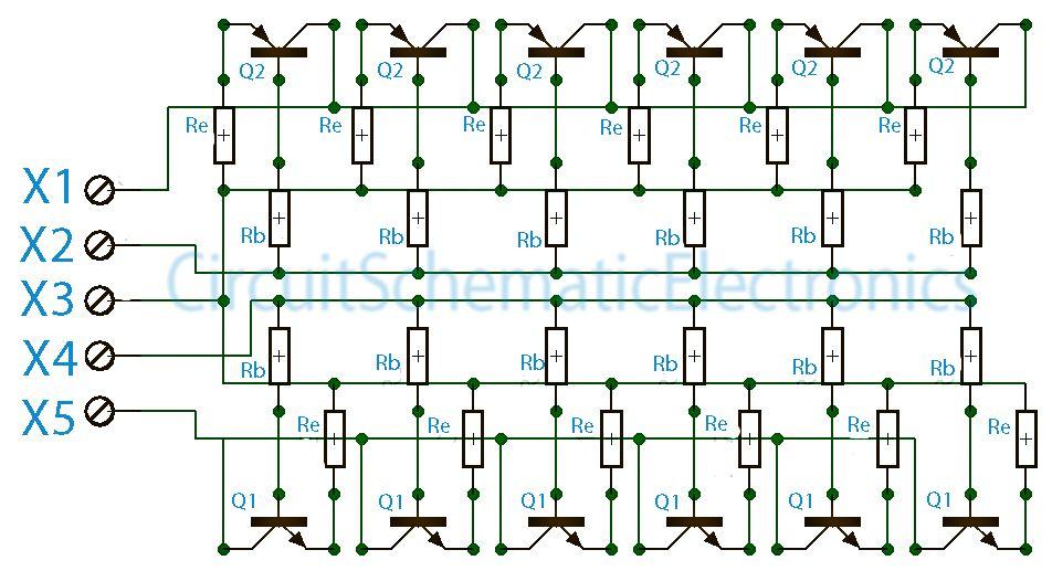 Booster amplifier circuit transistor final booster amplifier circuit final transistor asfbconference2016 Gallery