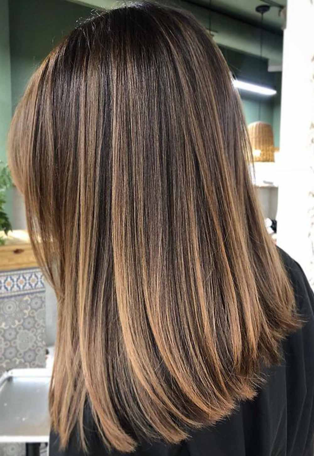 10 Hottest Balayage Hair Colors For Brunettes To Put On Spring