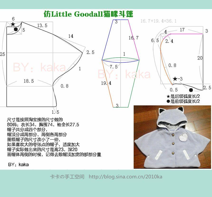 Little Goodall | Patrones para niña y niño | Pinterest | Costura ...