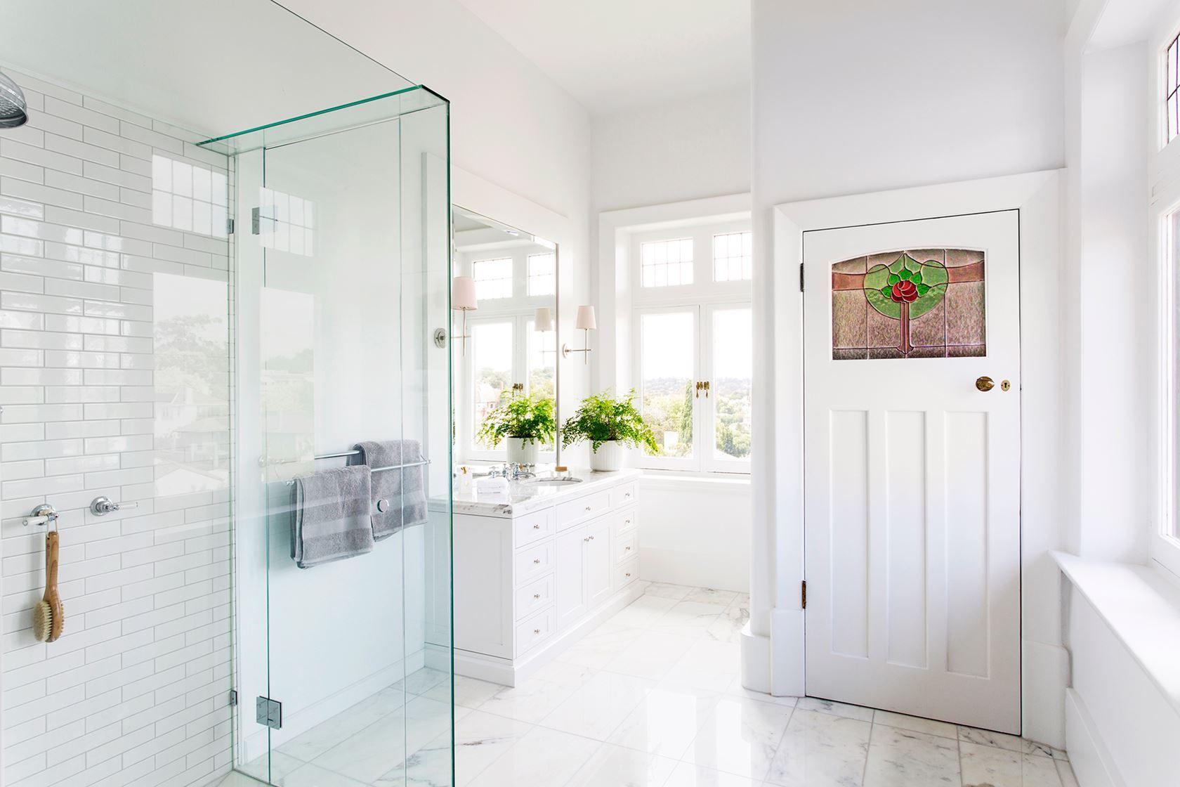 Winning white bathrooms | Pure white, Modern and Interiors
